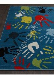Детский ковер RIO NC88 — BLUE