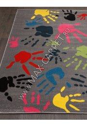 Детский ковер RIO NC88 — GRAY