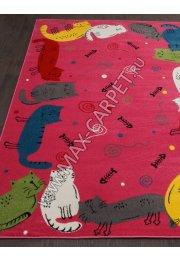 Детский ковер RIO NC89 — PINK