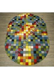Российский ковер Круиз дизайн 20519 цвет 22088 Овал