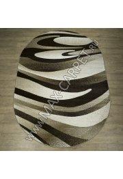 Российский ковер Круиз дизайн 22310 цвет 29626 Овал