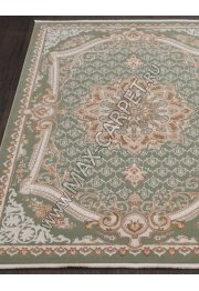 Турецкий ковер QATAR 33525 — 040 GREEN