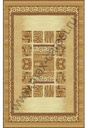 Шерстяной молдавский ковер Abstract Safari 013-1149