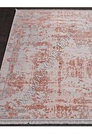 Турецкий ковер из бамбука Jadore 0651A — L.GREY COKME / L.GRE