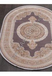 Турецкий ковер из бамбука SALVATORE 5401B — A.SARI / K.SARI — Овал