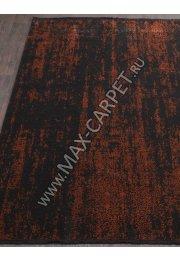 Турецкий ковер VISKONTI 30600A_BH6_17 — BLACK  RED