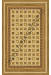 Шерстяной молдавский ковер Abstract Jacquard 122-1149