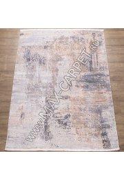 Турецкий ковер из арт шелка Elexus Milano 1842 LIGHT BROWN