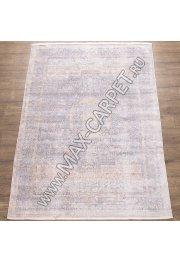 Турецкий ковер из арт шелка Elexus Milano 1847 GRI