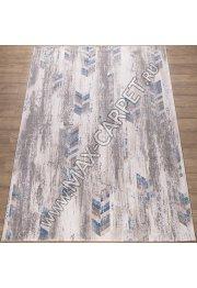 Турецкий ковер Kalahari W9732 цвет L.BEIGE / L.BLUE