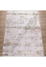Турецкий ковер из вискозы Elexus Olimpos 1918 цвет BEIGE