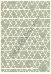 Бельгийский ковер из вискозы Genova 38458 6565 90