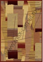 Шерстяной молдавский ковер Abstract Fregat 250-3658