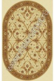Шерстяной молдавский ковер Classic Bagdad 065-1149 овал