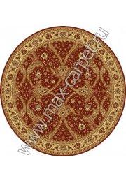 Шерстяной молдавский ковер Classic Bagdad 065-3658 круг