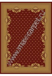 Шерстяной молдавский ковер European  017-3658