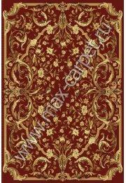 Шерстяной молдавский ковер European Flora 056-3658