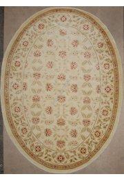 Китайский ковер ручной работы 120 линий V006 color 200 oval