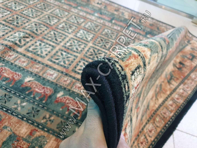 Бельгийский шерстяной ковер Kashqai 4301 500