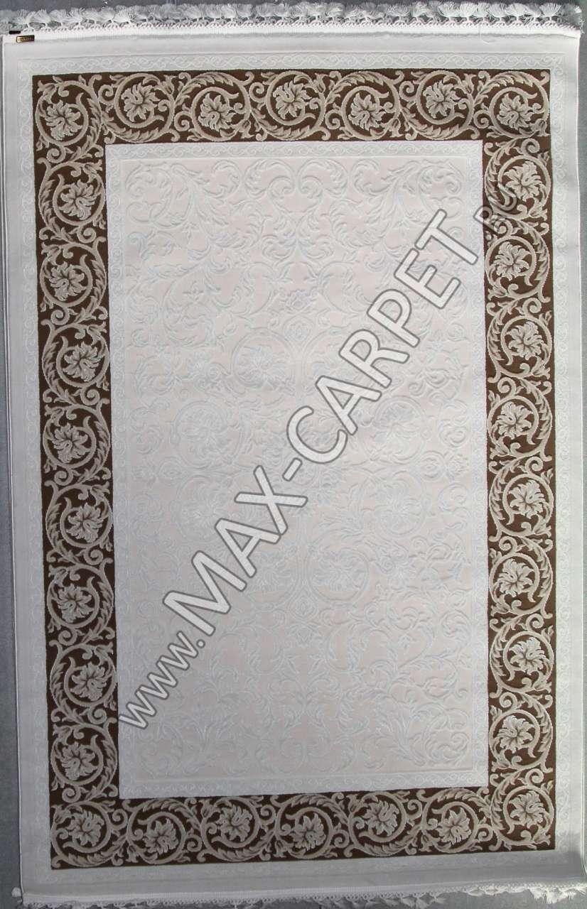 Турецкий ковер Hunkar 07902A brown / brown