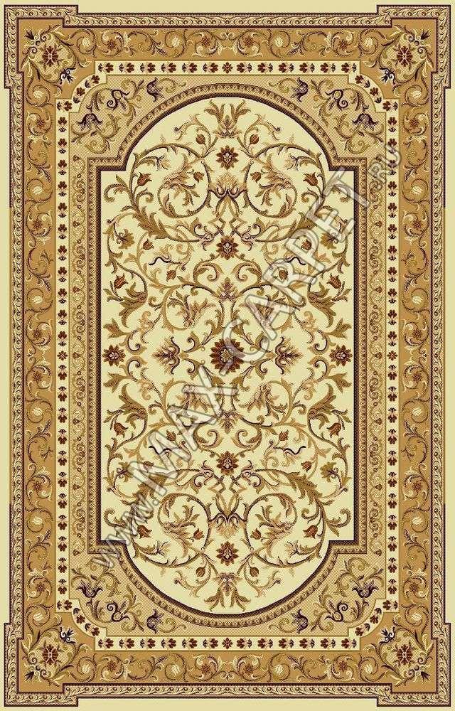 Молдавский ковер из шерсти European Ermitage 265-1149