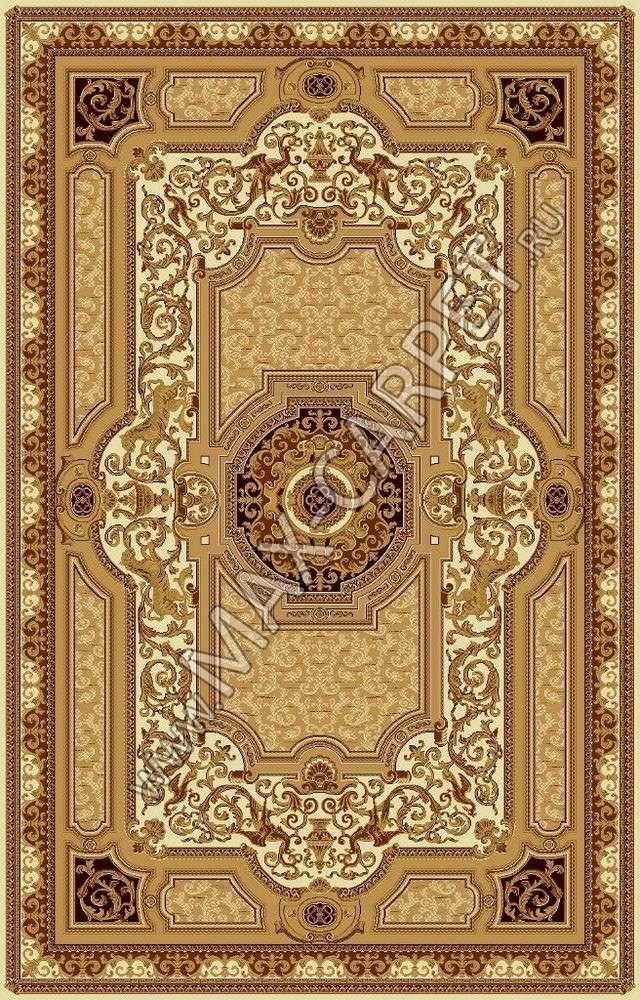 Молдавский ковер из шерсти European Lyon 048-1149