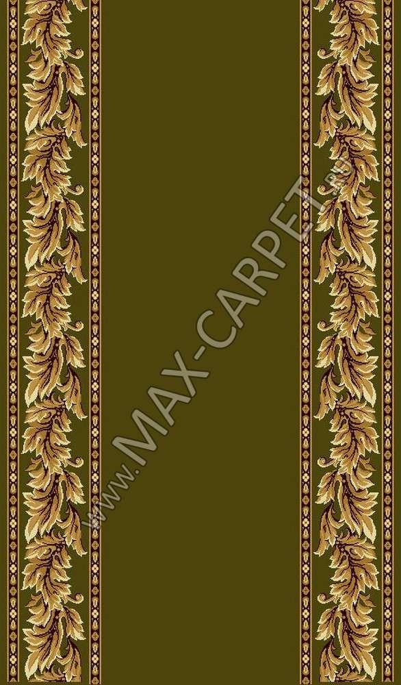 Шерстяная ковровая дорожка Floare-carpet 123 KREMLIOVSCAIA 5542 CLASSIC