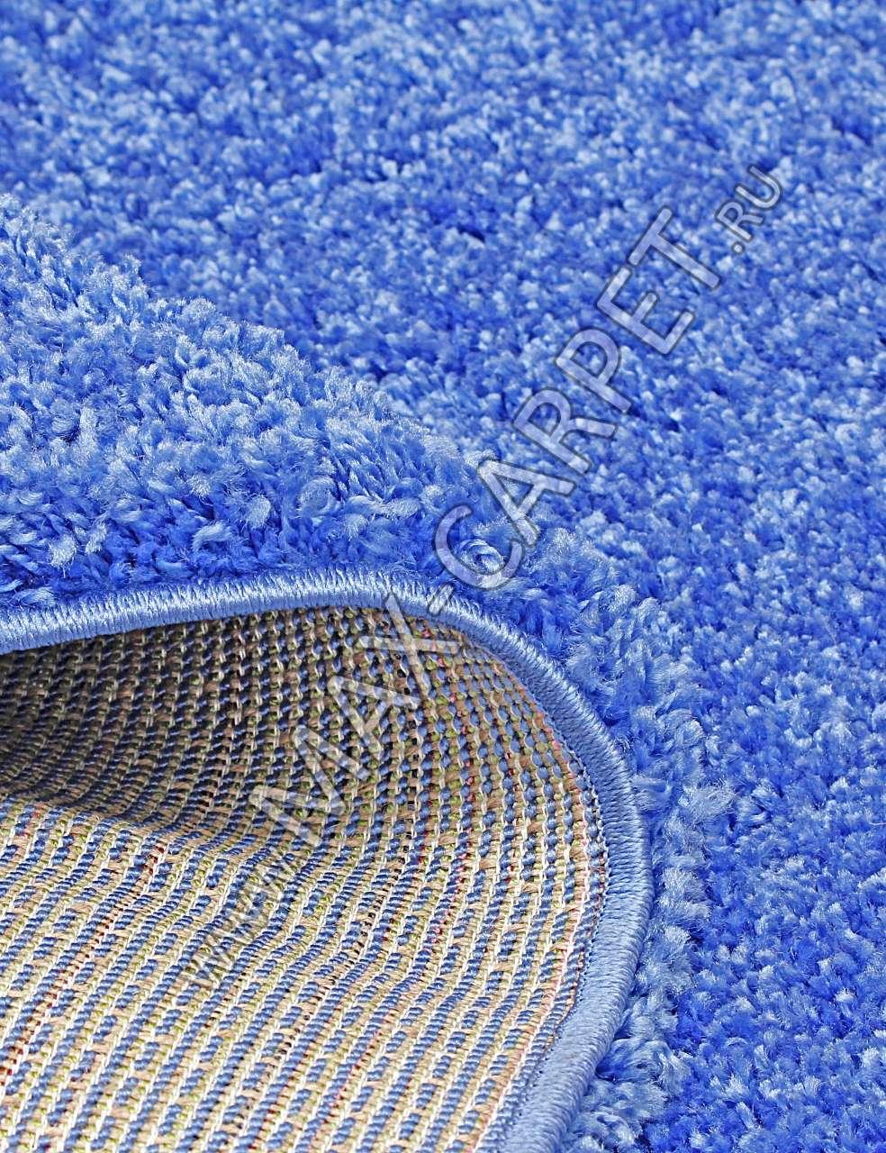 Длинноворсовый ковер Shaggy Ultra S600 — BLUE