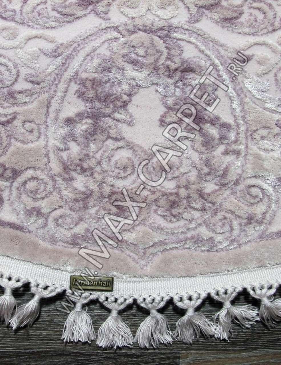 Турецкий ковер Hunkar 07931 — PURPLE / PURPLE Oval