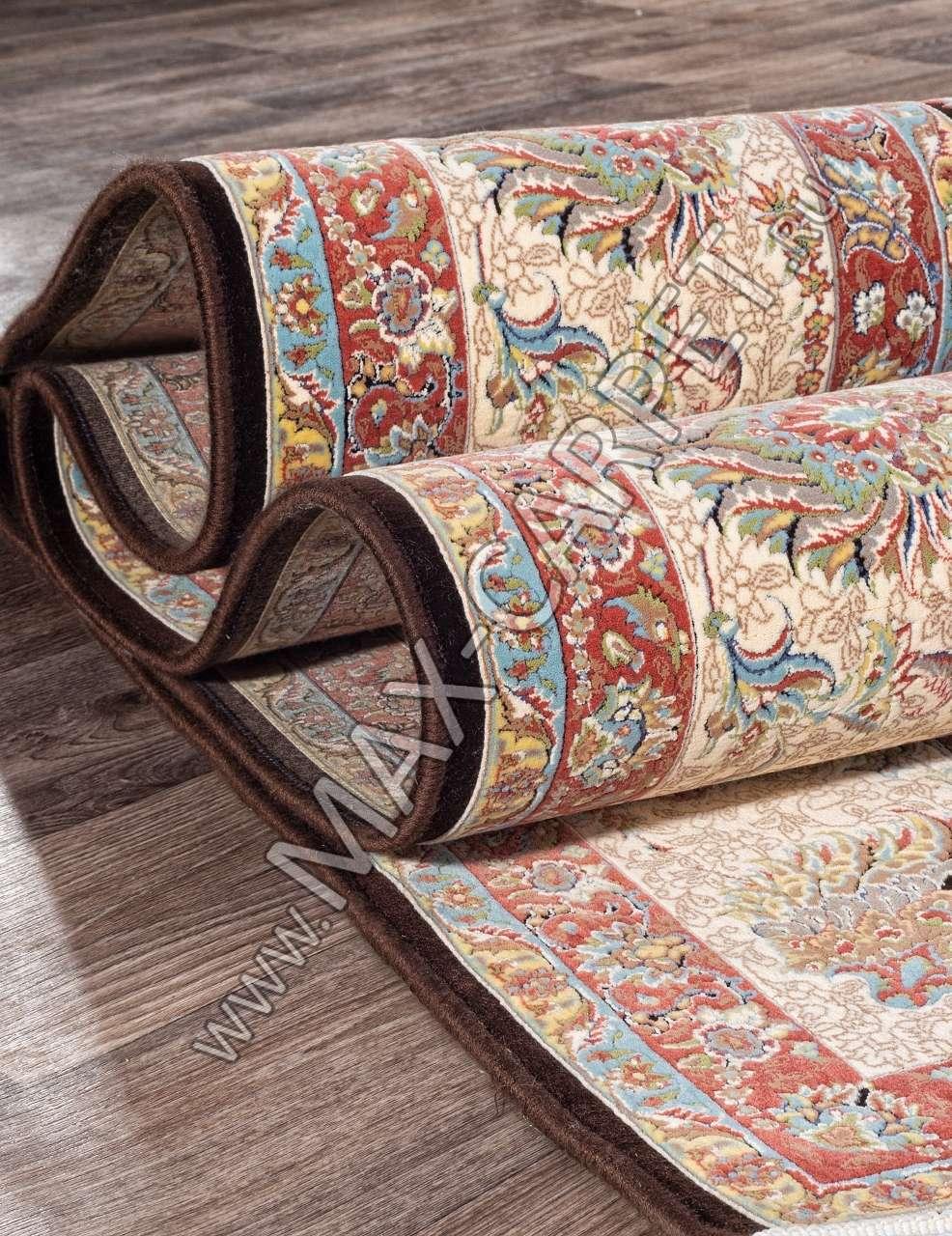 Иранский ковер из бамбука  SHIRAZ AFSHAN EMPERATOR — BROWN