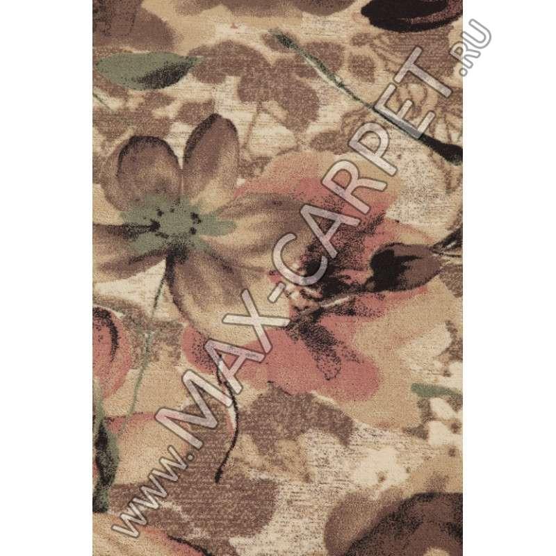 Польский ковер из шерсти Isfahan Marica sand