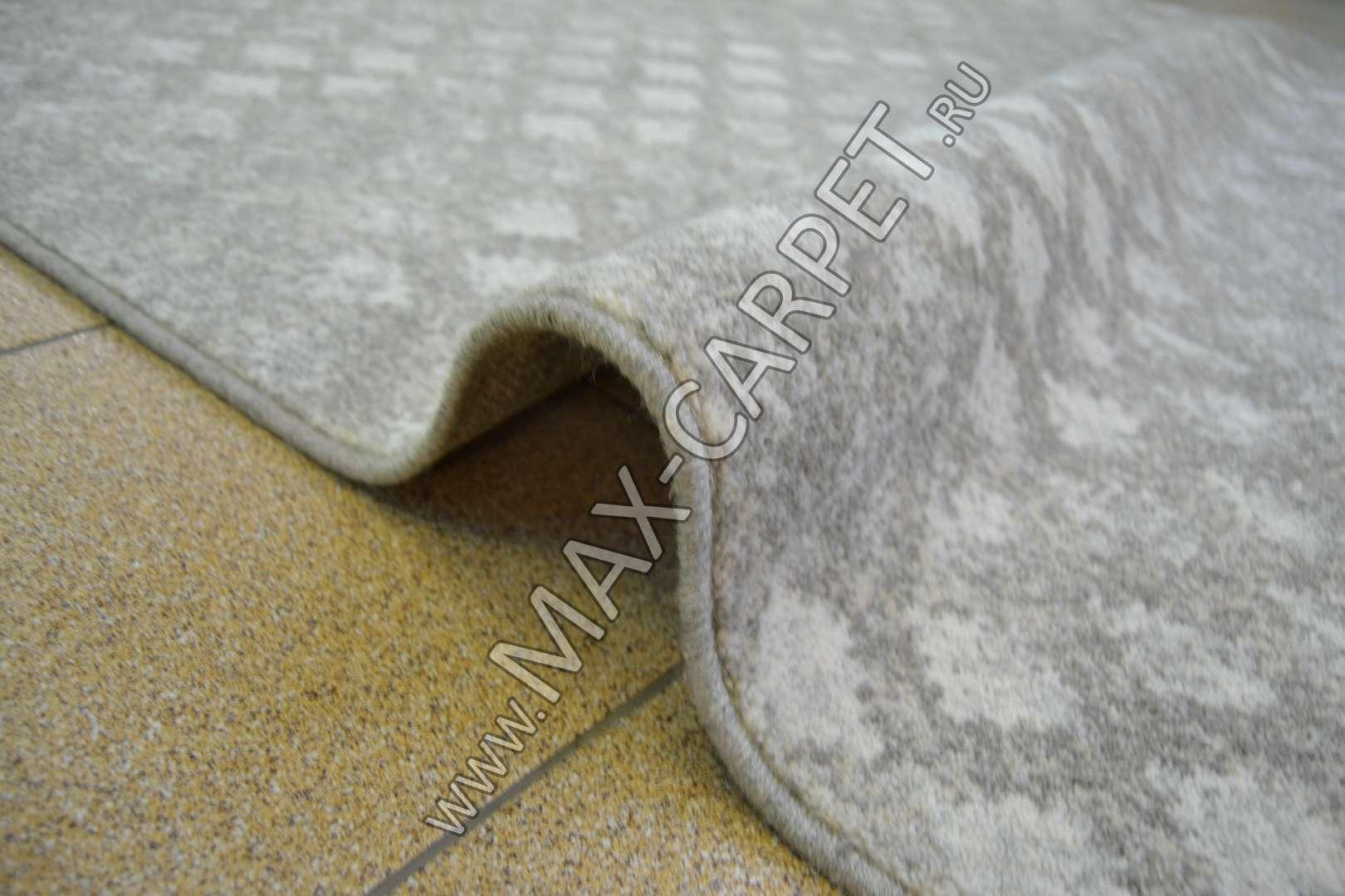 Польский ковер из шерсти Agnella Magic Okara grey