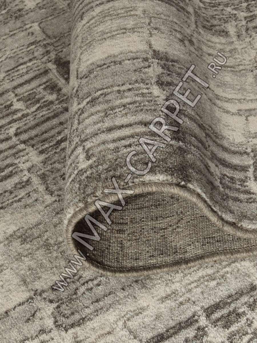Польский ковер из шерсти Agnella Magic Histria grey