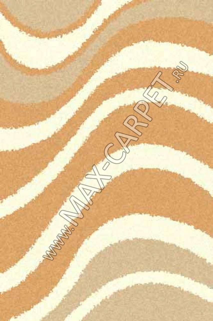 Длинноворсовый ковер Shaggy Ultra S607 — BEIGE