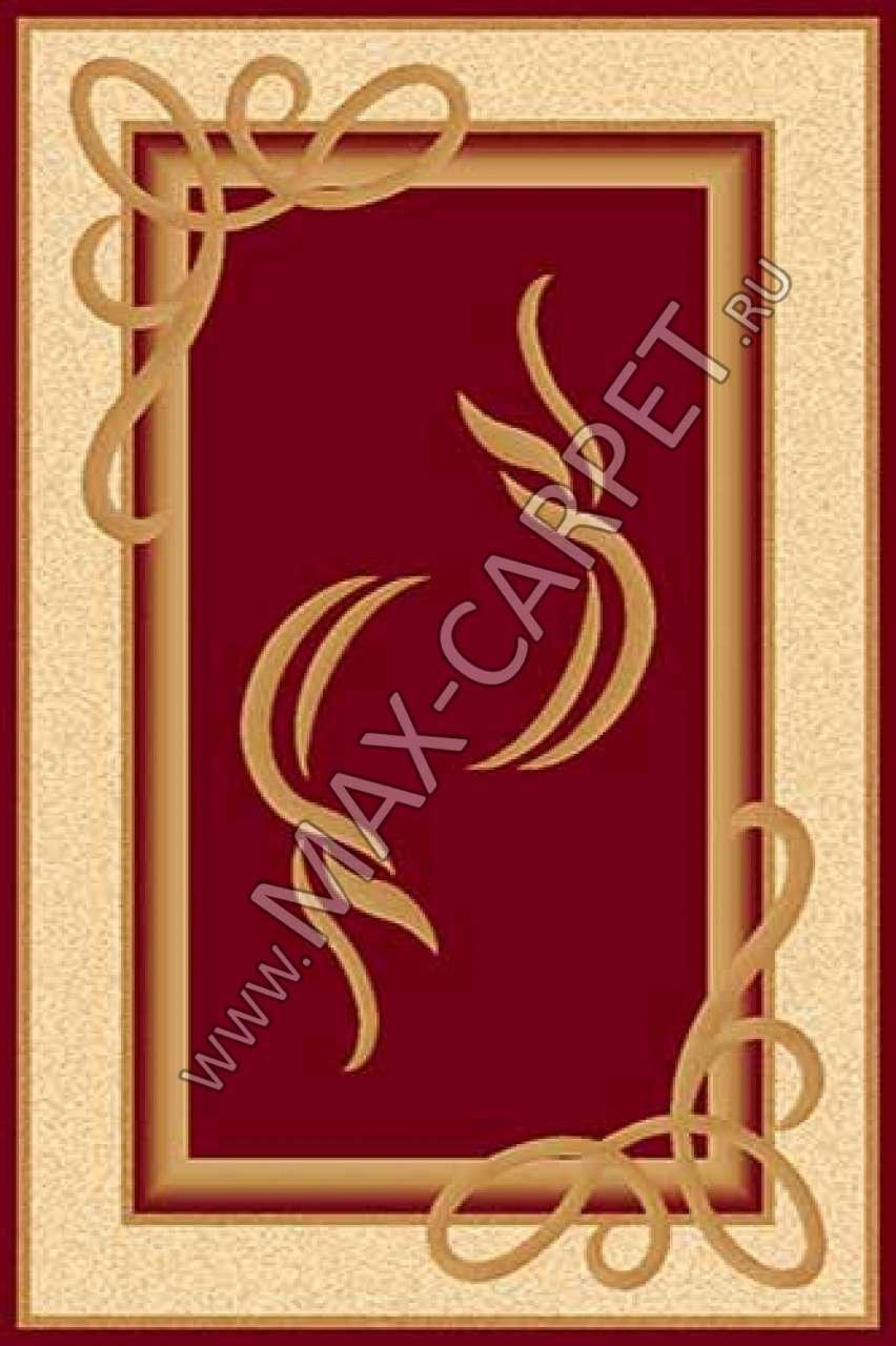 Российский ковер Buhara OLYMPOS a704 — RED