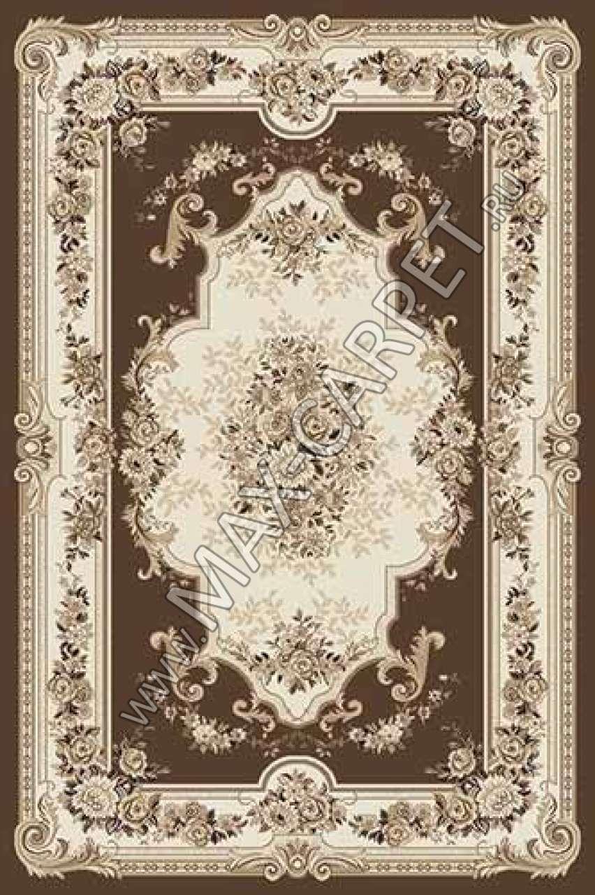 Российский ковер VALENCIA DELUXE 4015 — BROWN