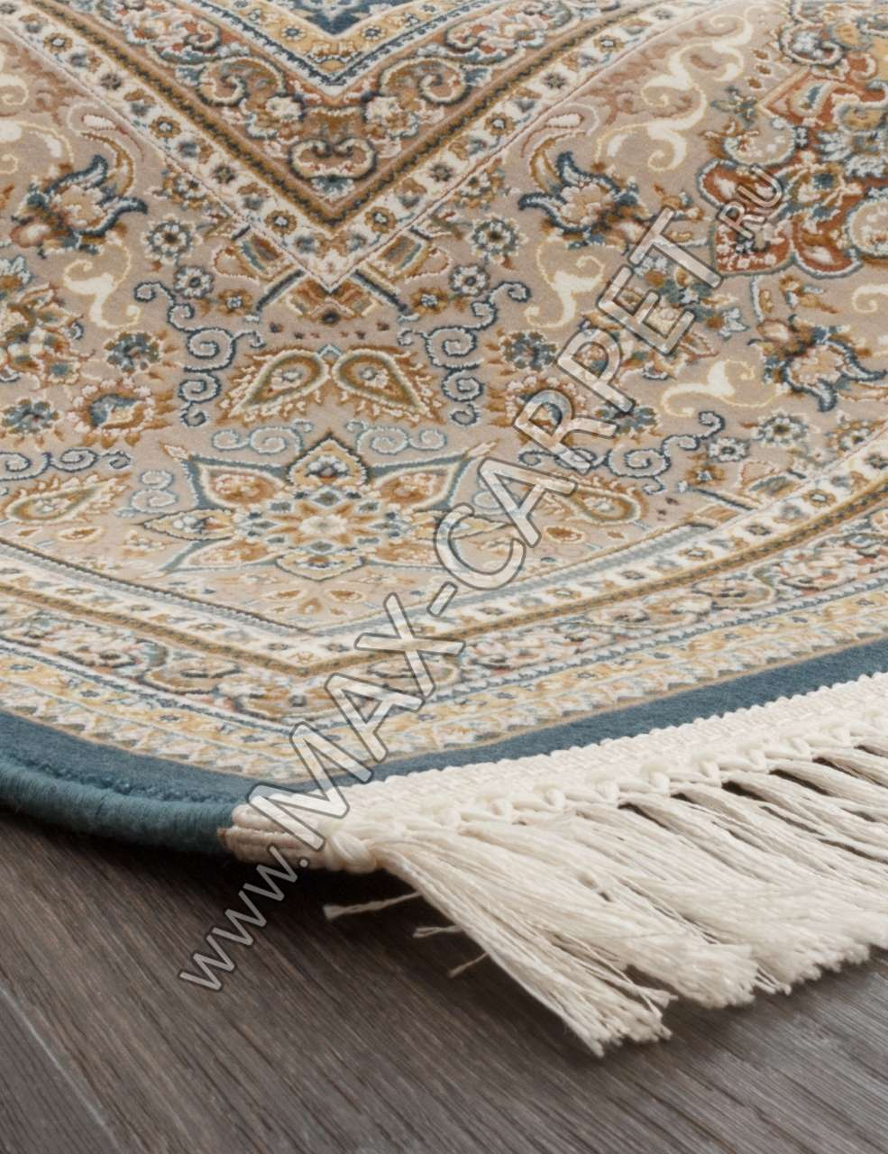 Иранский ковер из бамбука FARSI 1200 G121 — BLUE