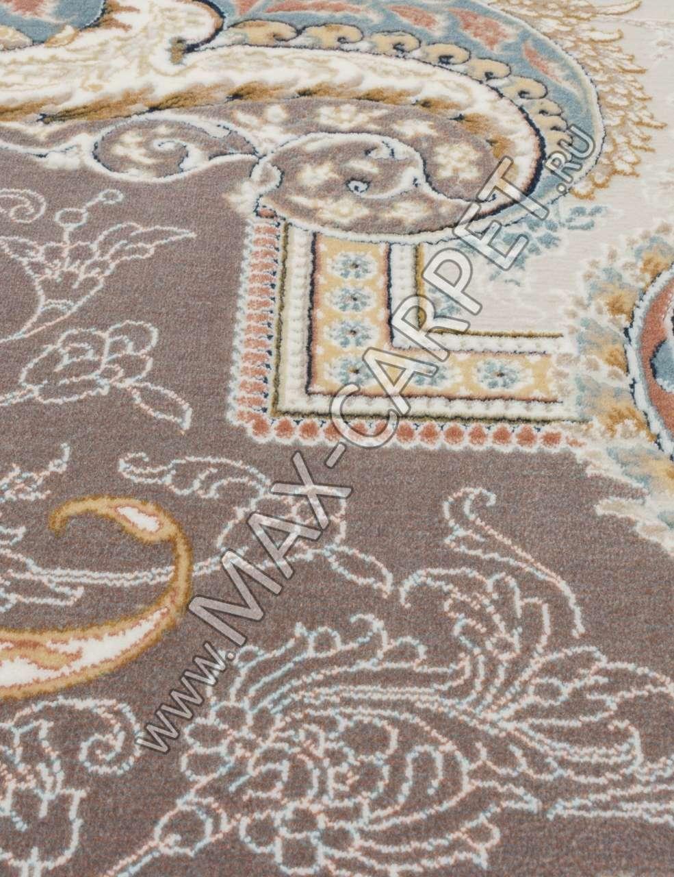 Иранский ковер из бамбука FARSI 1500 144 — MELANGE PINK