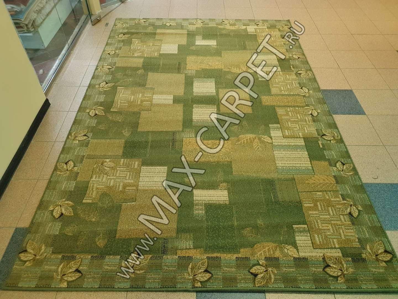 Шерстяной молдавский ковер Abstract Cashtan 196-5542